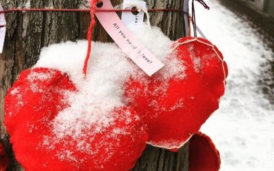 Valentine's Day Heart Bomb 2021